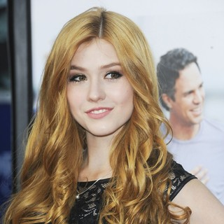Katherine McNamara in Thanks for Sharing Los Angeles Premiere