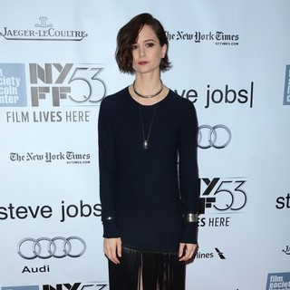 53rd New York Film Festival - Steve Jobs - Premiere - Red Carpet Arrivals