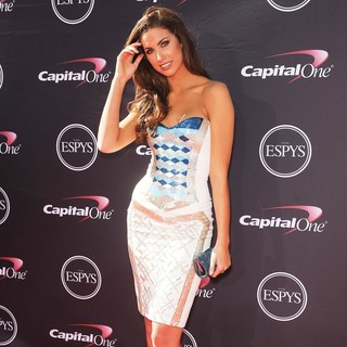 Katherine Webb in The 2013 ESPY Awards