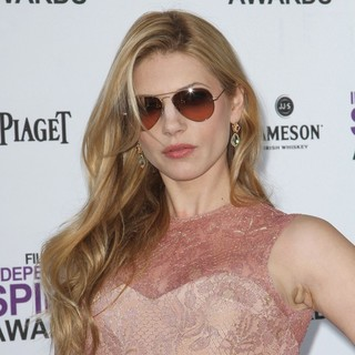 Katheryn Winnick in 27th Annual Independent Spirit Awards - Arrivals