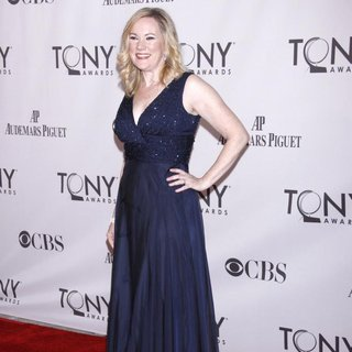 Kathleen Marshall in The 65th Annual Tony Awards - Arrivals