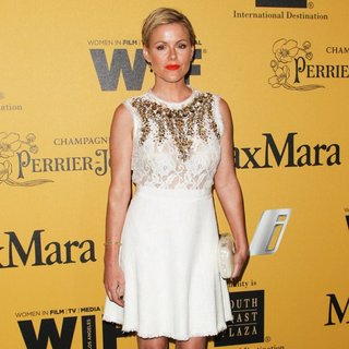 Kathleen Robertson in The 2014 Crystal + Lucy Awards