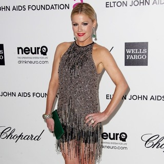 Kathleen Robertson in The 20th Annual Elton John AIDS Foundation's Oscar Viewing Party - Arrivals