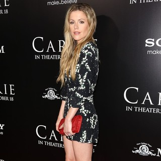 Kathleen Robertson in Premiere of Metro-Goldwyn-Mayer Pictures' and Screen Gems' Carrie