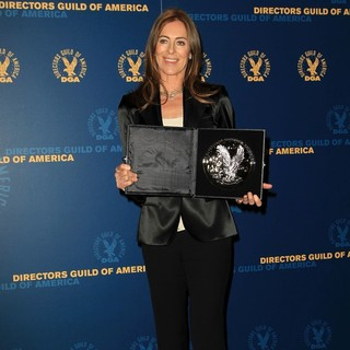 Kathryn Bigelow in 65th Annual Directors Guild of America Awards - Press Room