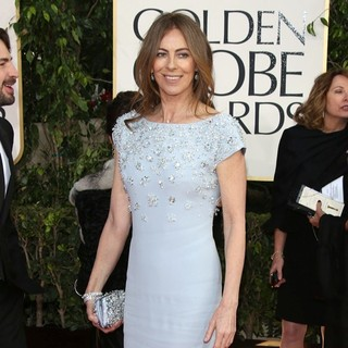 Kathryn Bigelow in 70th Annual Golden Globe Awards - Arrivals