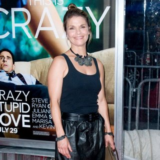 Kathryn Erbe in World Premiere of Crazy, Stupid, Love - Arrivals