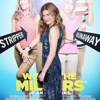 Kathryn Hahn in We're the Millers World Premiere