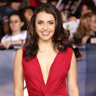 Kathryn McCormick in The Premiere of The Twilight Saga's Breaking Dawn Part II