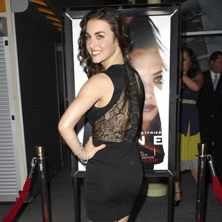 Kathryn McCormick in The Los Angeles Premiere of Gone - Arrivals