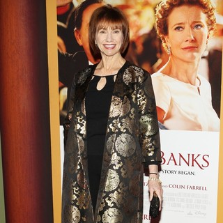 Kathy Baker in Saving Mr. Banks Los Angeles Premiere