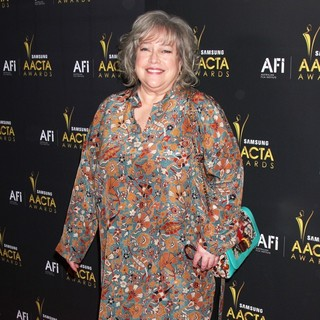 Kathy Bates in 2012 Australian Academy of Cinema and Television Arts Awards - Arrivals