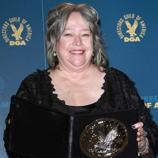 Kathy Bates in 64th Annual Directors Guild of America Awards - Press Room