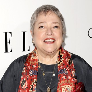 Kathy Bates in ELLE 20th Annual Women in Hollywood Celebration