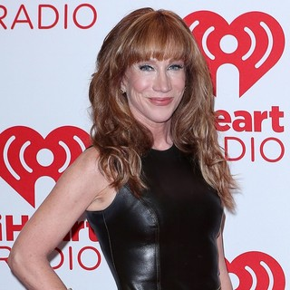 Kathy Griffin in 2012 iHeartRadio Music Festival - Day 1 - Arrivals