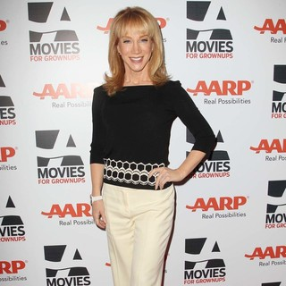 Kathy Griffin in AARP Magazine Presents The 2013 Movies for Grownups Awards