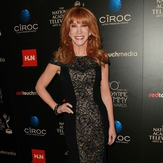 Kathy Griffin in The 40th Annual Daytime Emmy Awards - Arrivals