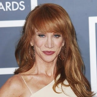 Kathy Griffin in 54th Annual GRAMMY Awards - Arrivals