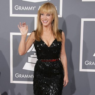 Kathy Griffin in 55th Annual GRAMMY Awards - Arrivals