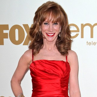 Kathy Griffin in The 63rd Primetime Emmy Awards - Arrivals