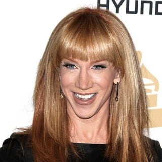 Kathy Griffin in Clive Davis and The Recording Academy's 2013 Pre-Grammy Gala and Salute to Industry Icons