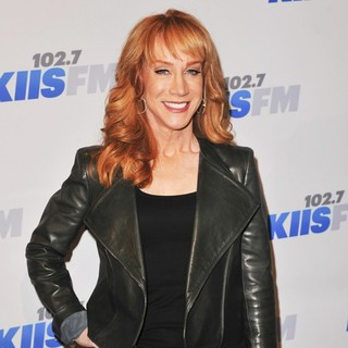 Kathy Griffin in KIIS FM's 2012 Jingle Ball - Night 2 - Arrivals