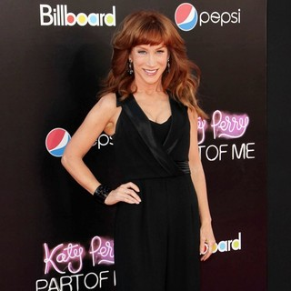 Kathy Griffin in Katy Perry: Part of Me Los Angeles Premiere