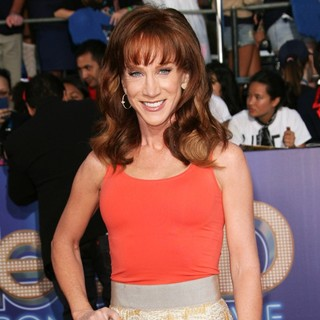 Kathy Griffin in The World Premiere of Glee The 3D Concert Movie - Arrivals