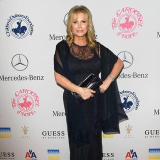 Kathy Hilton in 26th Anniversary Carousel of Hope Ball - Presented by Mercedes-Benz - Arrivals