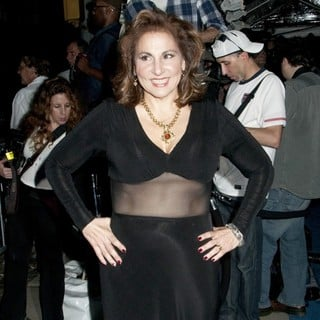 Kathy Najimy in Lifetime's Screening of Five