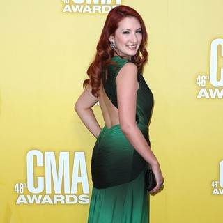 Katie Armiger in 46th Annual CMA Awards