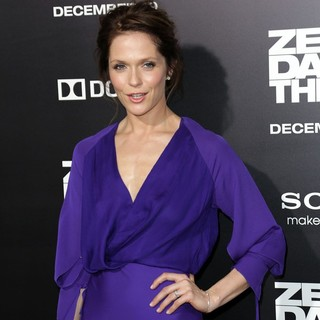 Katie Aselton in Los Angeles Premiere of Columbia Pictures' Zero Dark Thirty
