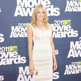 Katie Cassidy in 2011 MTV Movie Awards - Arrivals