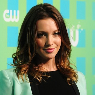 Katie Cassidy in 2012 The CW Upfront Presentation