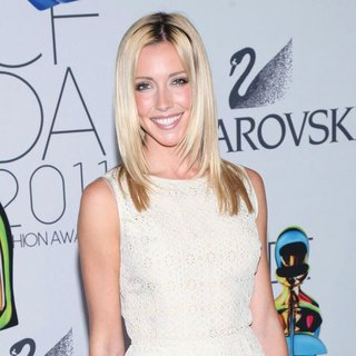 Katie Cassidy in The 2011 CFDA Fashion Awards