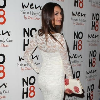 Katie Cleary in NOH8 Celebrity Studded 4th Anniversary Party - Arrivals