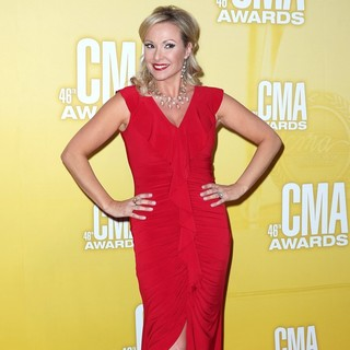 Katie Cook in 46th Annual CMA Awards