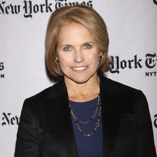 Katie Couric in 10th Annual New York Times Arts and Leisure Weekend Event - katie-couric-10th-annual-ny-times-arts-and-leisure-weekend-02