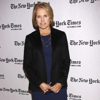 Katie Couric in 10th Annual New York Times Arts and Leisure Weekend Event - katie-couric-10th-annual-ny-times-arts-and-leisure-weekend-03