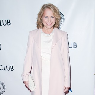 Katie Couric in Larry King is Honored at The 2011 Friars Club Testimonial Dinner Gala - katie-couric-2011-friars-club-testimonial-03