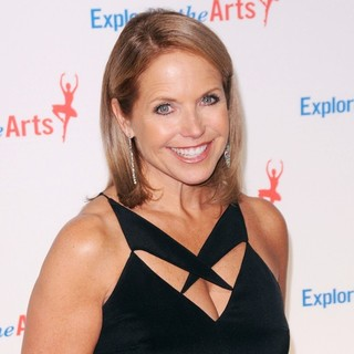 Katie Couric in 6th Annual Exploring The Arts Fundraising Gala - Arrivals