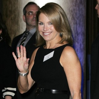 Katie Couric in 85th Academy Awards Nominees Luncheon