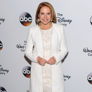 Katie Couric in A Celebration of Barbara Walters Cocktail Reception