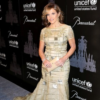 Katie Couric in The U.S. Fund for UNICEF Hosts Its Ninth Annual UNICEF Snowflake Ball