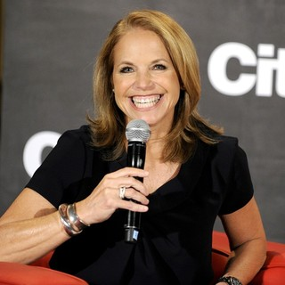 Katie Couric in Press Conference for The Rogers Media Upfront 2012