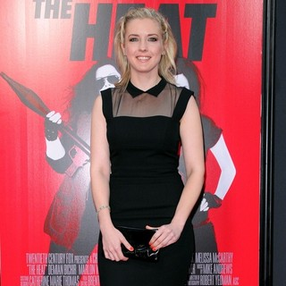 Katie Dippold in New York Premiere of The Heat - Red Carpet Arrivals