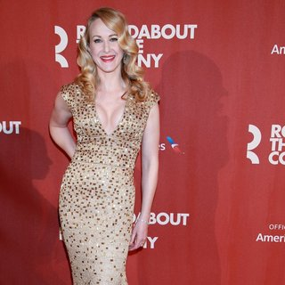Katie Finneran in 2015 Roundabout Theatre Company Spring Gala - Arrivals
