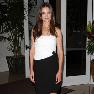Katie Holmes in The 2011 Women in Film Crystal - Lucy Award