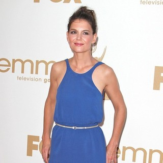 Katie Holmes in The 63rd Primetime Emmy Awards - Arrivals