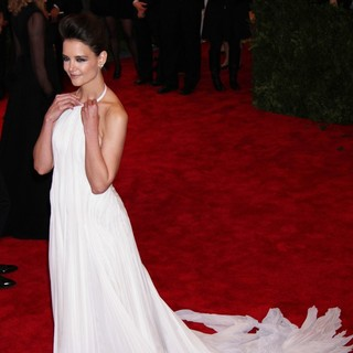 Katie Holmes in PUNK: Chaos to Couture Costume Institute Gala - katie-holmes-chaos-to-couture-costume-institute-gala-02